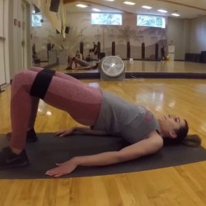 4 Week Glute Focused Loop Band Workouts