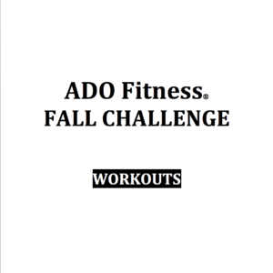 2018 Fall Challenge Workouts