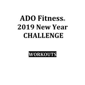2019 New Year Challenge Workouts