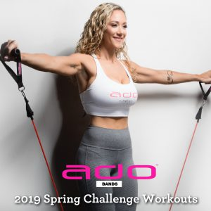 2019 Spring Challenge Workouts