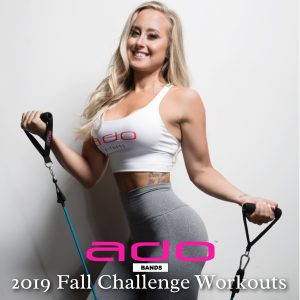 2019 Fall Challenge Workouts