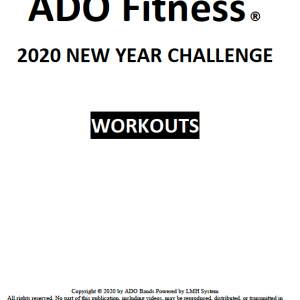 2020 New Year Challenge Workouts