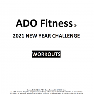 2021 New Year Challenge Workouts